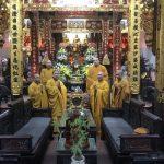 T.T Thích Quảng Minh vừa được trung ương giáo hội tấn phong giáo phẩm thượng tọa